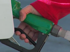gas prices nozzle handle