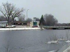 moccasin creek aberdeen flooding water
