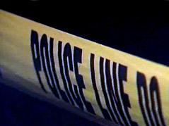 huron shooting \ prairie villa estates \ generic crime scene
