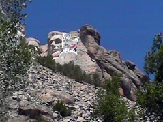 mount rushmore national memorial \ greenpeace incident \ mt. rushmore \