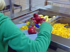 school lunch healthy choices