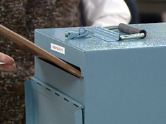 vote ballot sioux falls election