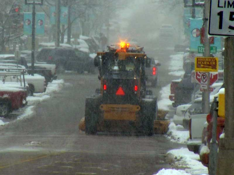 sioux falls streets plows snow