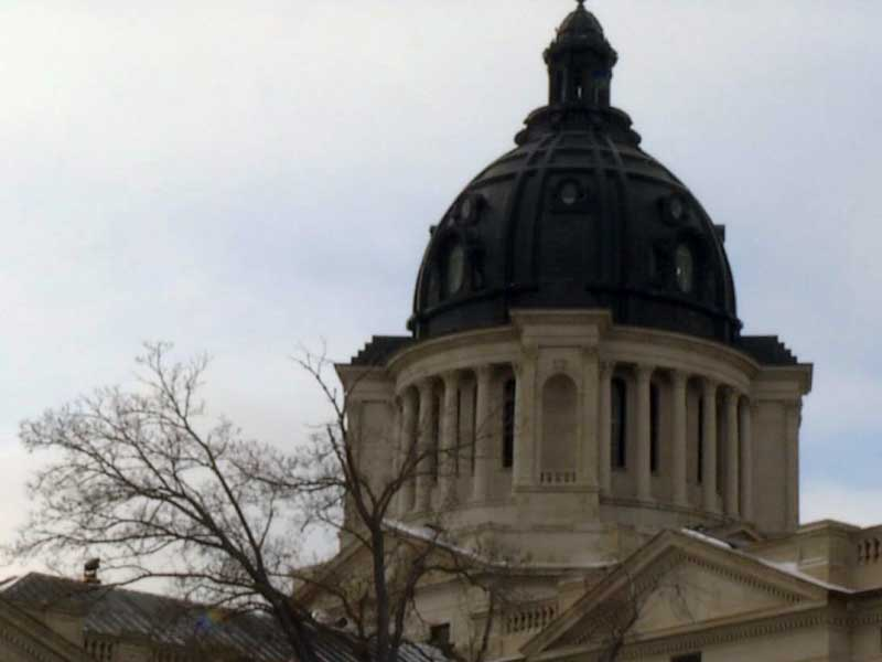 south dakota capitol pierre lawmakers legislature