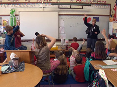 rapid city teachers in the classroom students opt for early retirement teaching lesson education funding