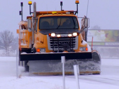 snow plow interstate plowing travel road conditions winter snow
