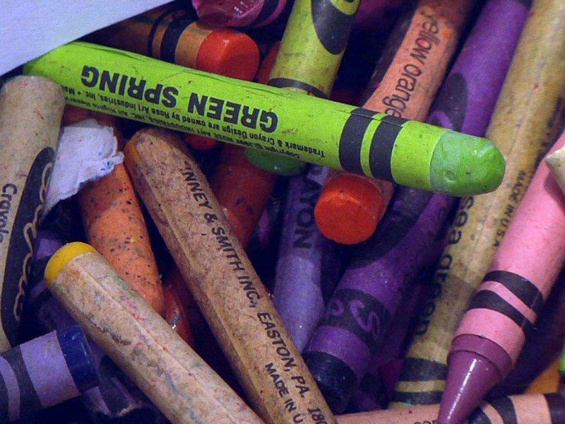 crayons max