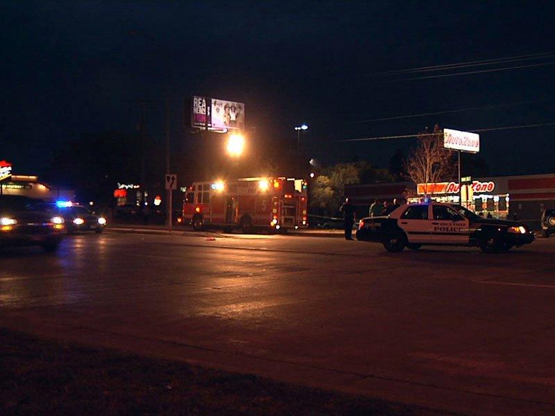 crash east 10th street and chapel hill road renner man killed hummer H2 suv buick lasabre