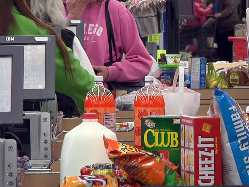 hyvee grocery store food prices shopping