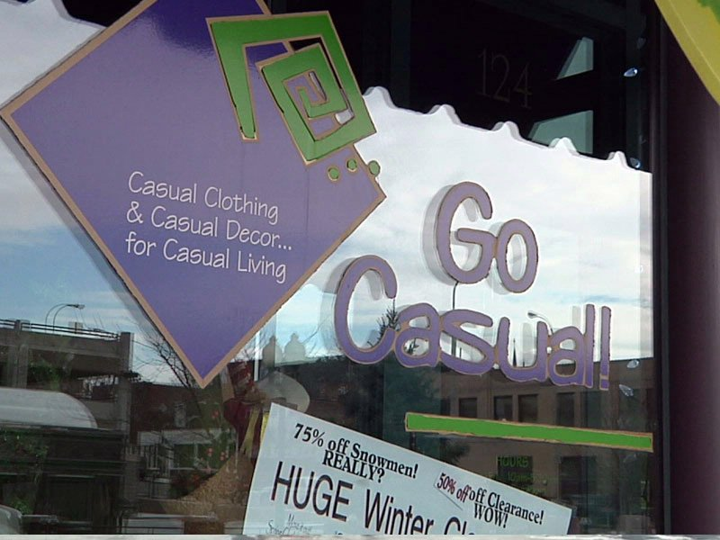 Go Casual!, downtown sioux falls power outage
