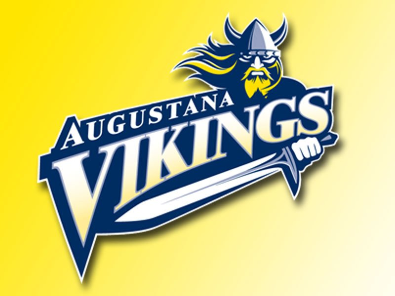augie augustana college logo sports vikings