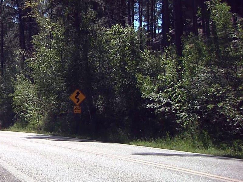 body found in black hills Iron Mountain Road