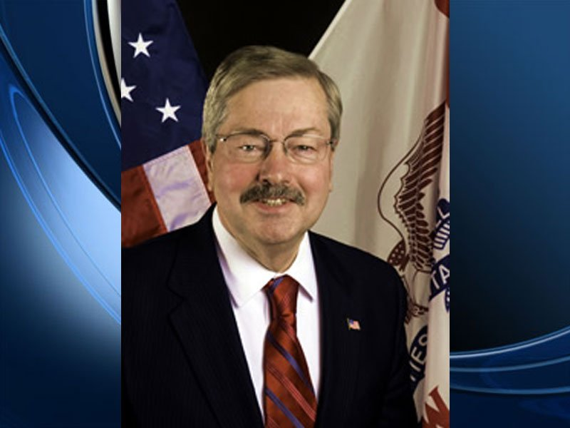 Iowa Governor