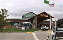 Cabela's Sees Increase In Sales and Traffic