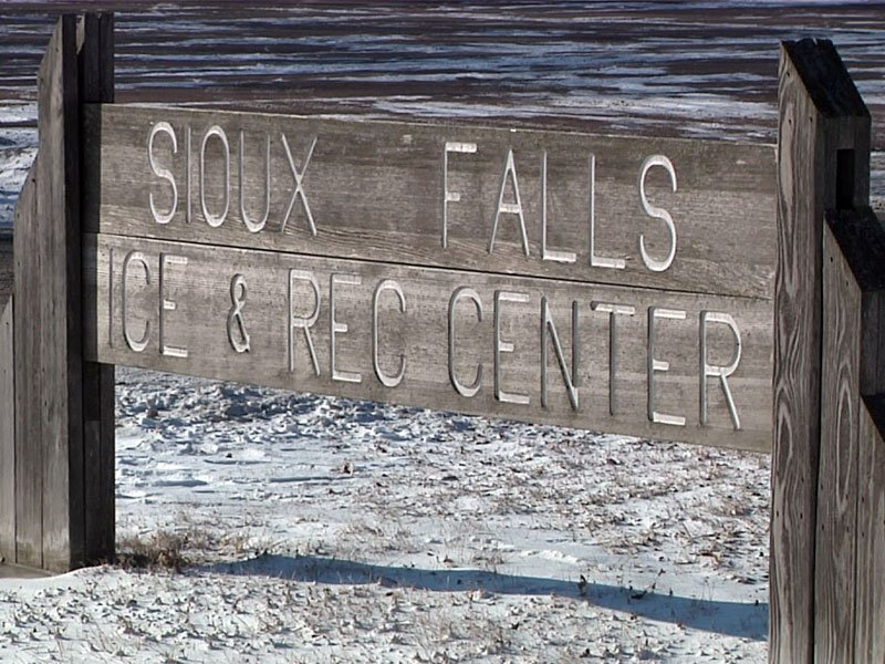 sioux falls ice and rec center
