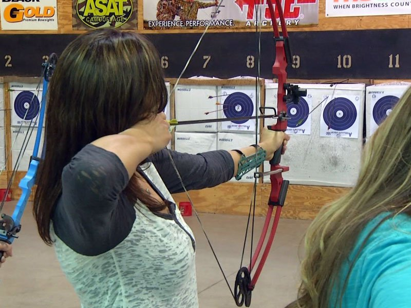 Women and Archery, Sioux Falls