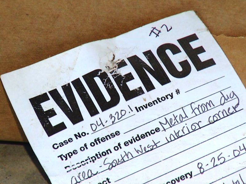 lykken farm evidence returned cold case