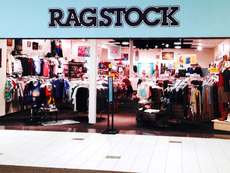 ragstock store front generic