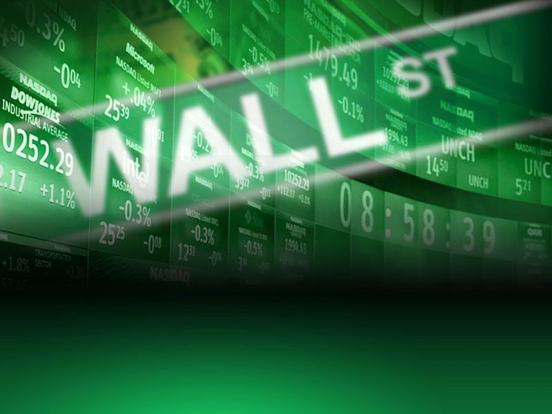 markets wall street money stocks generic