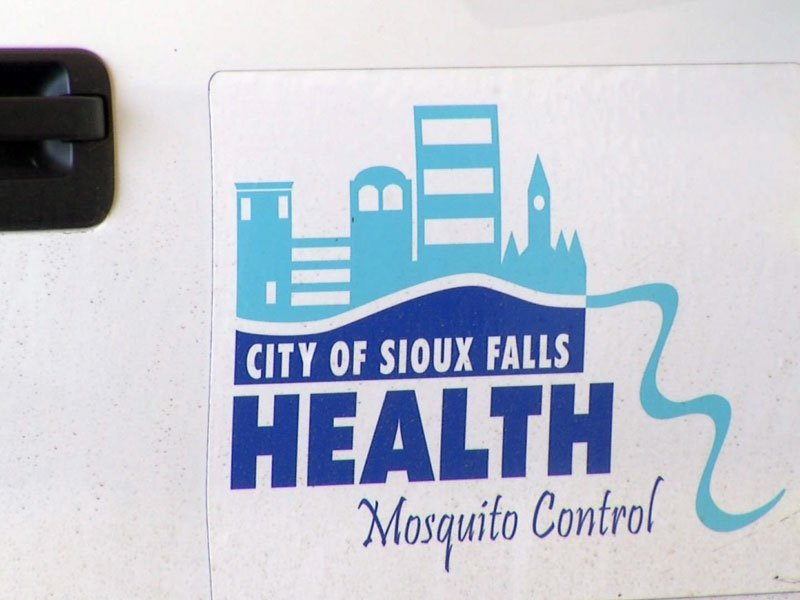 City of Sioux Falls Mosquito Control Logo