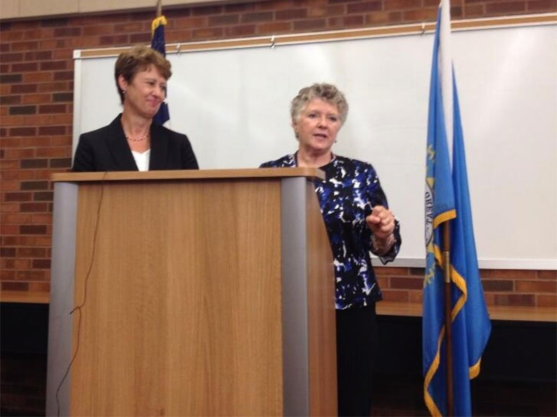 susan wismer susy blake democratic candidates for governor