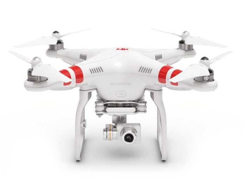 DJI Phantom 2 Vision drone aerial photography