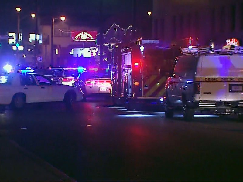 Indianapolis, 7 Injured