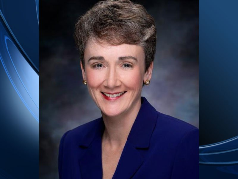 school of mines president heather wilson