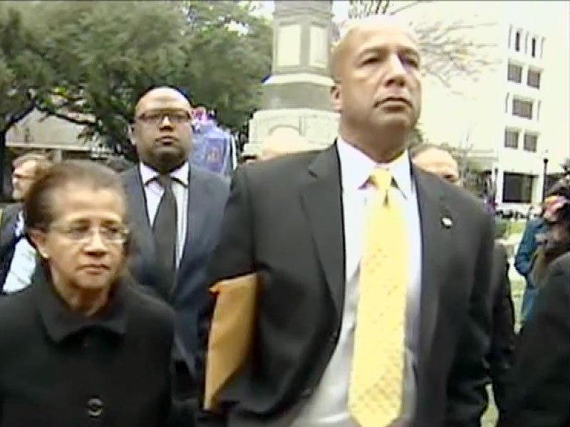 Ray Nagin New Orleans mayor