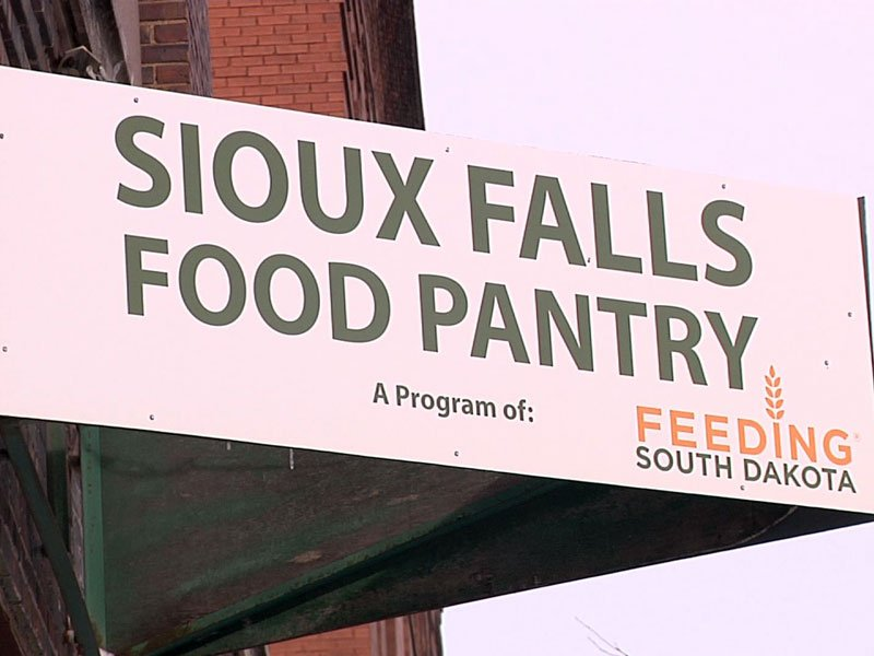 the new home of the sioux falls food pantry